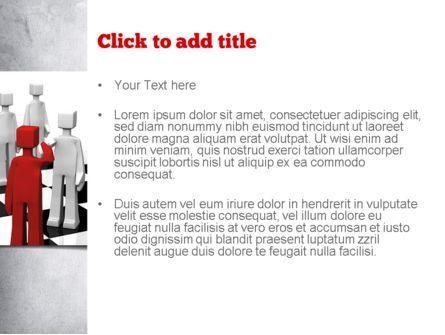 Peace Treaty PowerPoint Template, Slide 3, 11103, Sports — PoweredTemplate.com