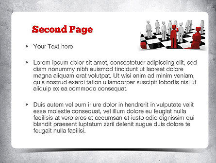 Peace Treaty PowerPoint Template, Slide 2, 11103, Sports — PoweredTemplate.com