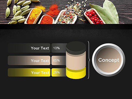 Set of Spices PowerPoint Template Slide 11