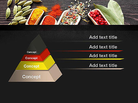 Set of Spices PowerPoint Template Slide 12