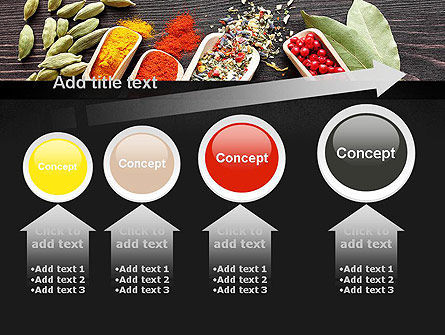Set of Spices PowerPoint Template Slide 13