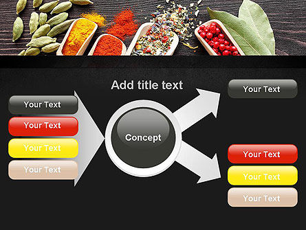 Set of Spices PowerPoint Template Slide 14