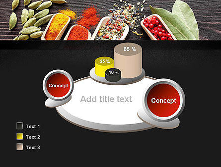 Set of Spices PowerPoint Template Slide 16
