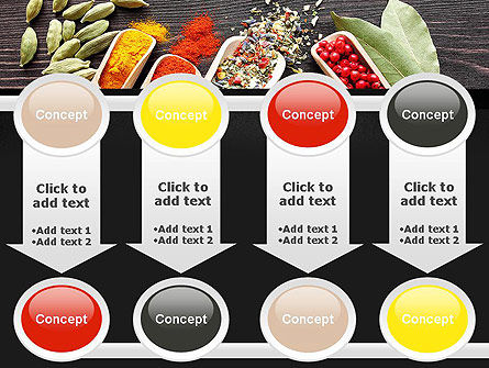 Set of Spices PowerPoint Template Slide 18