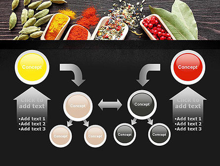 Set of Spices PowerPoint Template Slide 19