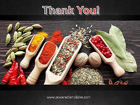 Set of Spices PowerPoint Template Slide 20
