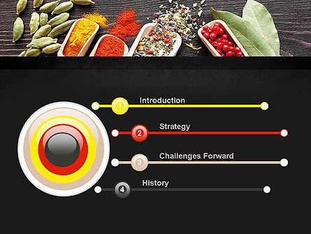 Set of Spices PowerPoint Template Slide 3