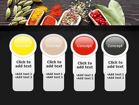 Set of Spices PowerPoint Template Slide 5