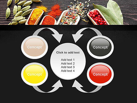 Set of Spices PowerPoint Template Slide 6