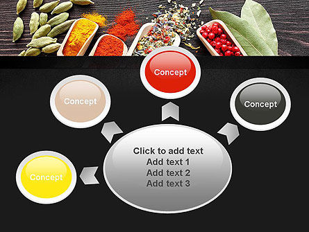 Set of Spices PowerPoint Template Slide 7