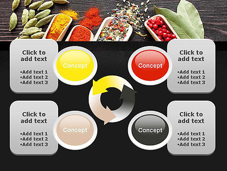 Set of Spices PowerPoint Template Slide 9