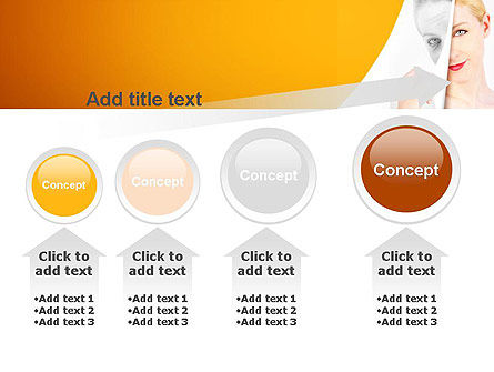 Skin Renewal PowerPoint Template Slide 13