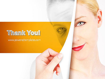 Skin Renewal PowerPoint Template Slide 20