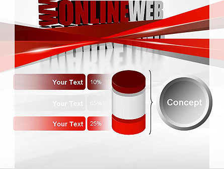 Web Marketing PowerPoint Template Slide 11