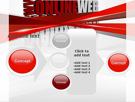 Web Marketing PowerPoint Template Slide 17