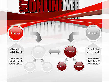 Web Marketing PowerPoint Template Slide 19