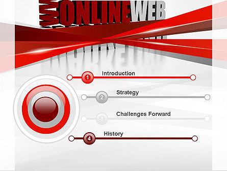 Web Marketing PowerPoint Template Slide 3