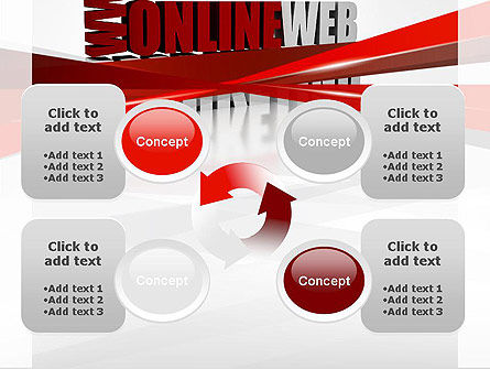 Web Marketing PowerPoint Template Slide 9