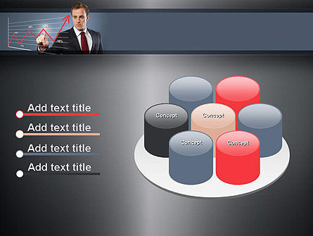 Trader PowerPoint Template Slide 12