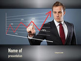 Financial/Accounting: Trader PowerPoint Template #11114