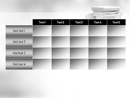 Pillar PowerPoint Template Slide 15