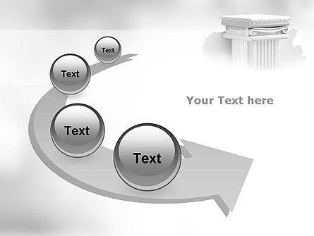 Pillar PowerPoint Template Slide 6