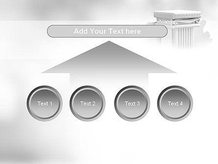 Pillar PowerPoint Template Slide 8