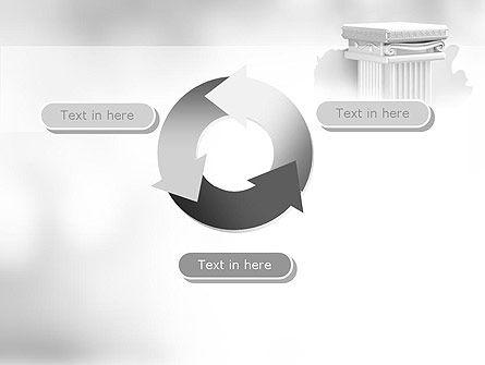 Pillar PowerPoint Template Slide 9