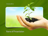 Nature & Environment: Environmental Conservation PowerPoint Template #11117