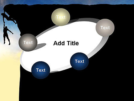 Helping Others PowerPoint Template Slide 14