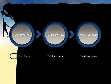 Helping Others PowerPoint Template Slide 5