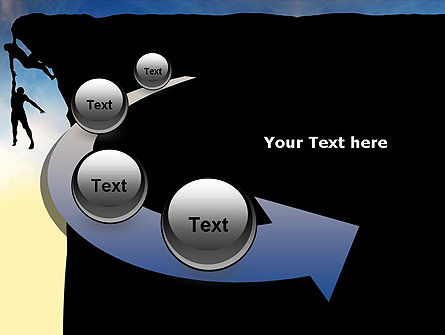Helping Others PowerPoint Template Slide 6