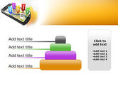 Mobile Coupons PowerPoint Template#8