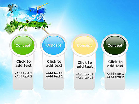 Grass and Sky PowerPoint Template Slide 5