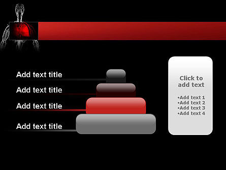 Lung Disease PowerPoint Template Slide 8