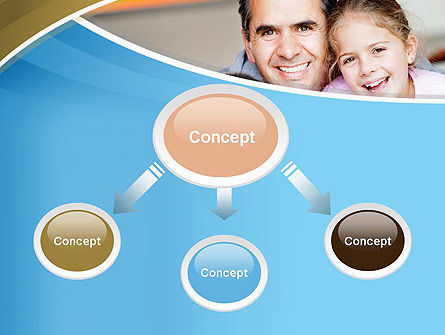 Daddy PowerPoint Template Slide 4