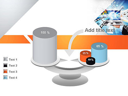 Media PowerPoint Template Slide 10