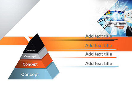Media PowerPoint Template Slide 12
