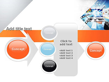 Media PowerPoint Template Slide 17