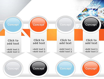 Media PowerPoint Template Slide 18
