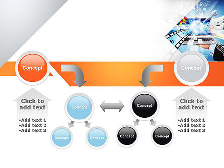 Media PowerPoint Template Slide 19