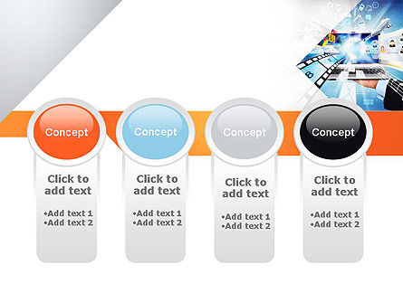 Media PowerPoint Template Slide 5