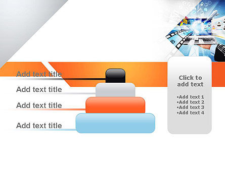 Media PowerPoint Template Slide 8