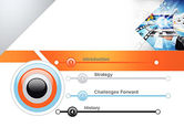 Media PowerPoint Template#3