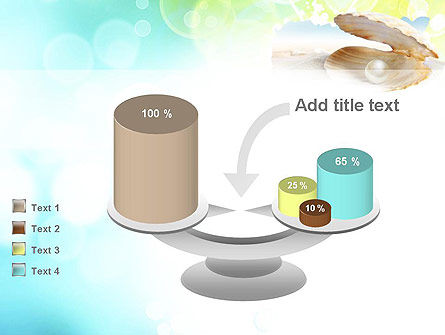 Pearl in the Shell PowerPoint Template Slide 10