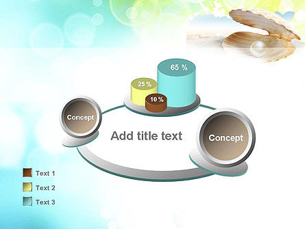 Pearl in the Shell PowerPoint Template Slide 16