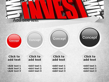 Investments PowerPoint Template Slide 13
