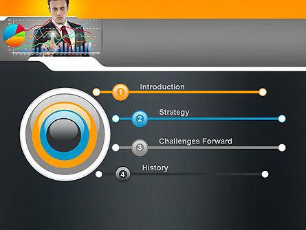 Market Trends PowerPoint Template, Slide 3, 11137, Financial/Accounting — PoweredTemplate.com