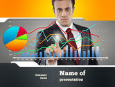 Financial/Accounting: Market Trends PowerPoint Template #11137