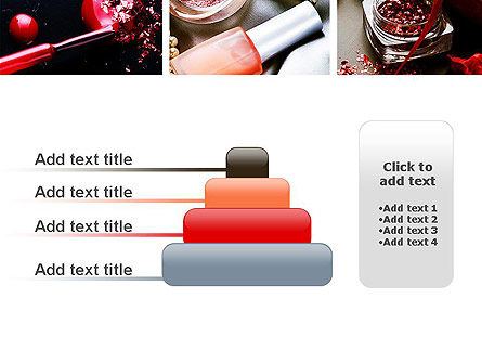 Makeup Tools PowerPoint Template Slide 8